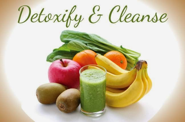 Cleansing – Detoxing